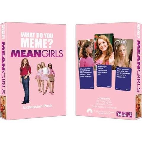 What Do You Meme - Mean Girls Expansion Pack