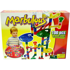 Marbulous 100pc Marble Run