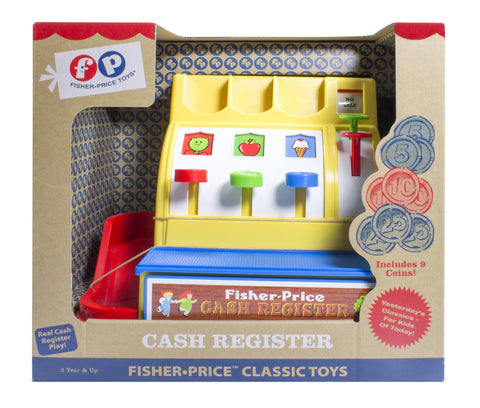 Fisher Price Cash Register - Calendar Club of Canada