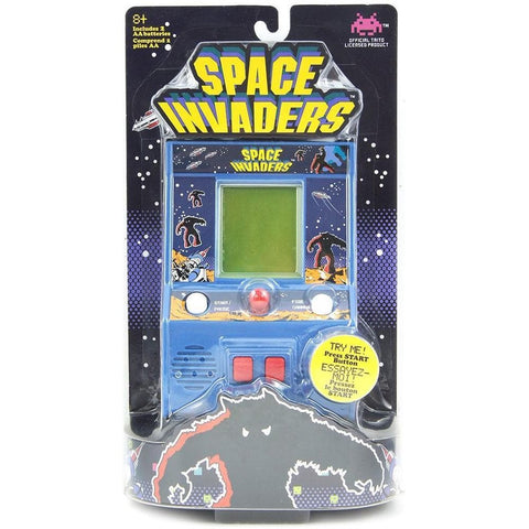 Space Invaders Mini Arcade Game front