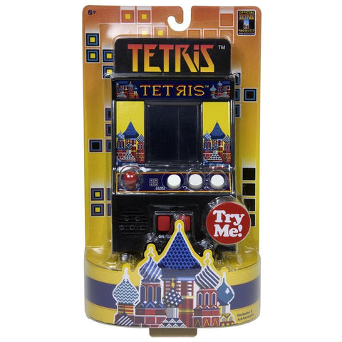 885561095944 Tetris Mini Arcade Game Bridge Direct - Calendar Club1