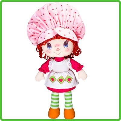 Classic Rag Doll Strawberry Shortcake Asst - Calendar Club of Canada - 1