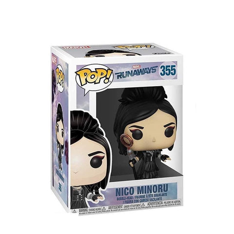 Nico Minoru POP Marvel Runaways