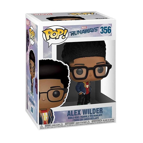 Alex Wilder POP Marvel Runaways