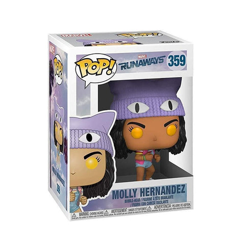 Molly Hernandez POP Marvel Runaways
