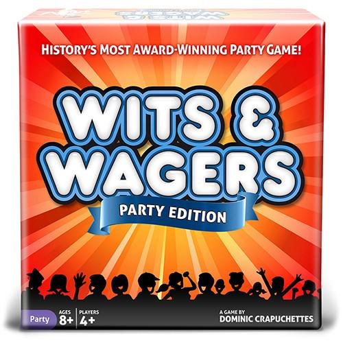 Wits and Wagers Party - Calendar Club of Canada - 1