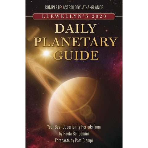 Planetary Daily Guide 2020 Engagement Calendar - Online Exclusive