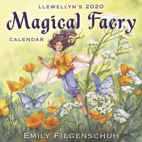 Magical Faery 2020 Wall Calendar - Online Exclusive