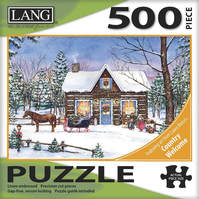 Magical Evening Puzzle 500 Piece