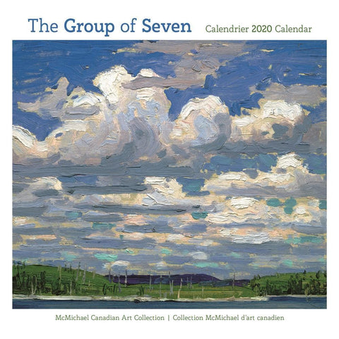 Group of Seven 2020 Mini Calendar Front Cover