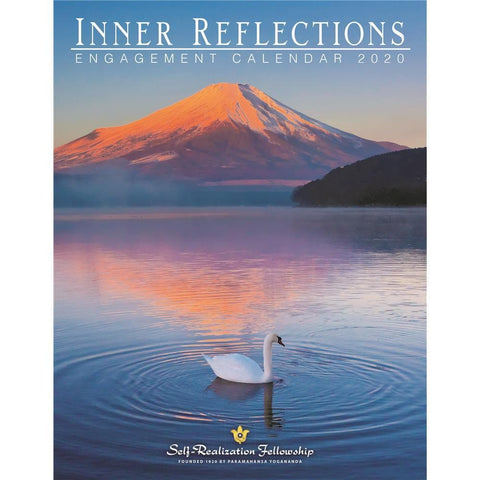 Inner Reflections 2020 Engagement CalendarFront Cover