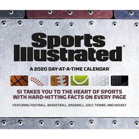 SI Sports 2020 Box Calendar Front Cover