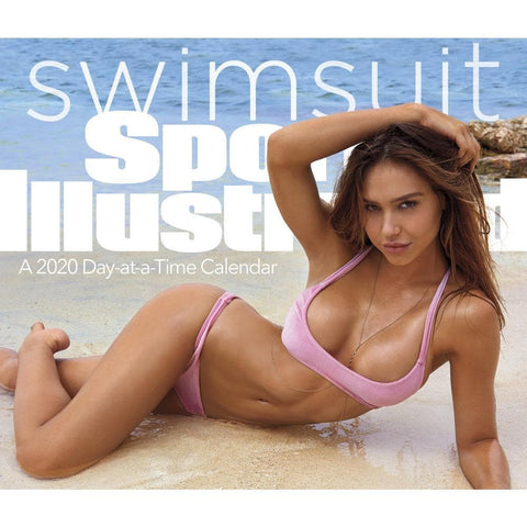 SI Swimsuit 2020 Box Calendar Front Cover