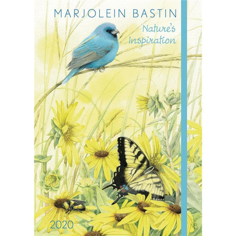 Marjolein Bastin 2020 Engagement CalendarFront Cover