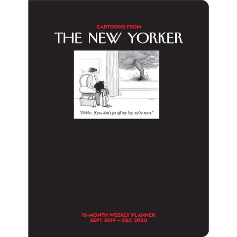 Cartoons from The New Yorker 2020 Engagement Calendar Front Cover