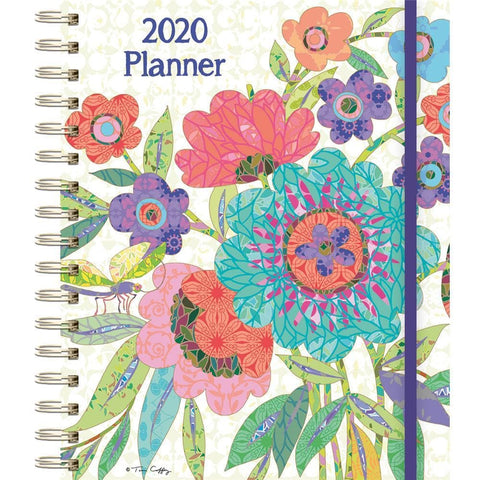 Ladybird File It Planner 2020 Engagement Calendar Front Cover