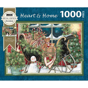 Heart and Home Special Edition 1000 Piece Exclusive - Online Exclusive