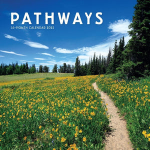 Pathways 2021 Mini Calendar Front Cover Image