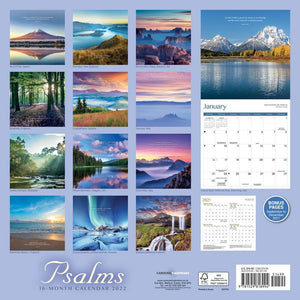Psalms 2022 Wall Calendar (Pre-Order) Product Image