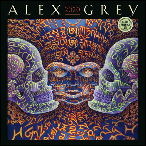 Alex Grey 2020 Wall Calendar