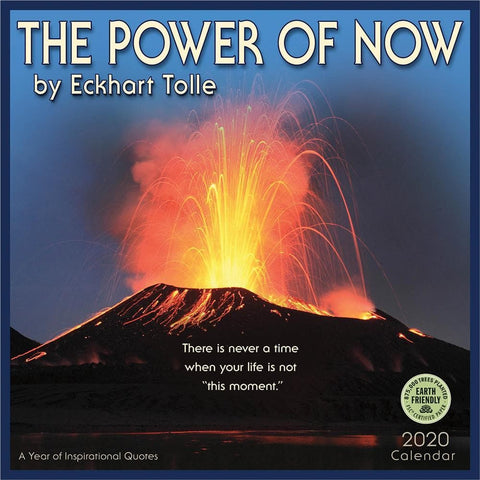Power of Now 2020 Wall Calendar - Online Exclusive