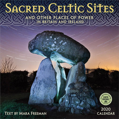 Sacred Celtic Sites 2020 Wall Calendar - Online Exclusive