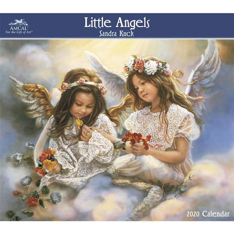 Little Angels Kuck 2020 Wall Calendar