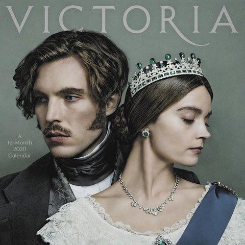 Victoria 2020 Wall Calendar Front Cover