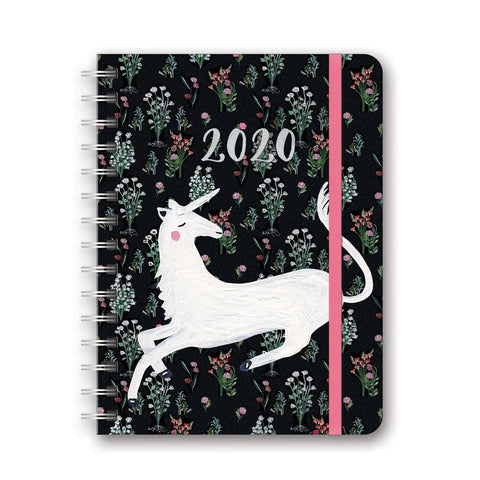 Stay Magical Deluxe Compact Flexi 2020 Engagement Calendar Front Cover
