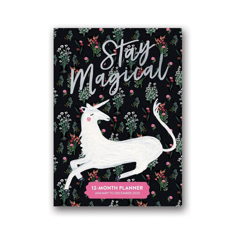 Stay Magical Take Me With You 2020 Engagement Calendar Front Cover