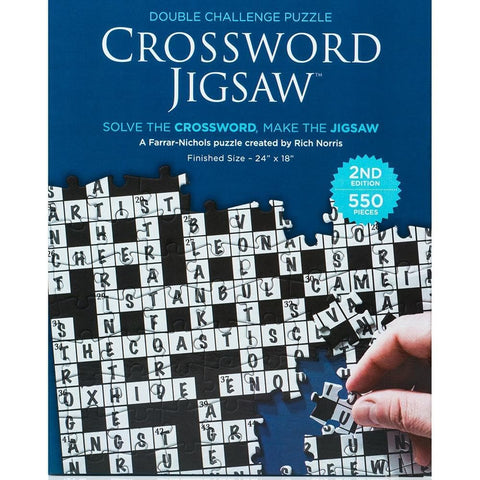 9781944247300 Crossword Puzzle V2 Babalu - Calendar Club1