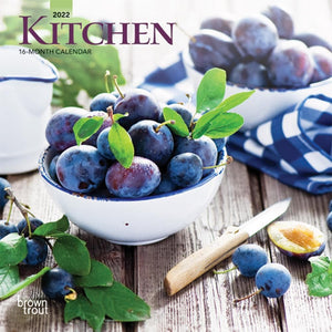 Kitchen 2022 Mini Calendar Product Image