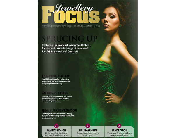 Jewellery Focus June 2016