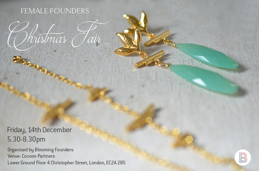 Blooming Founders Christmas Fair