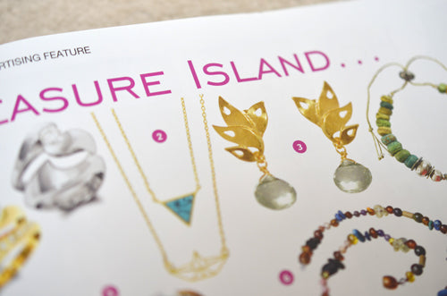 Conde Nast Traveller Island Treasure - Riverlight Jewellery