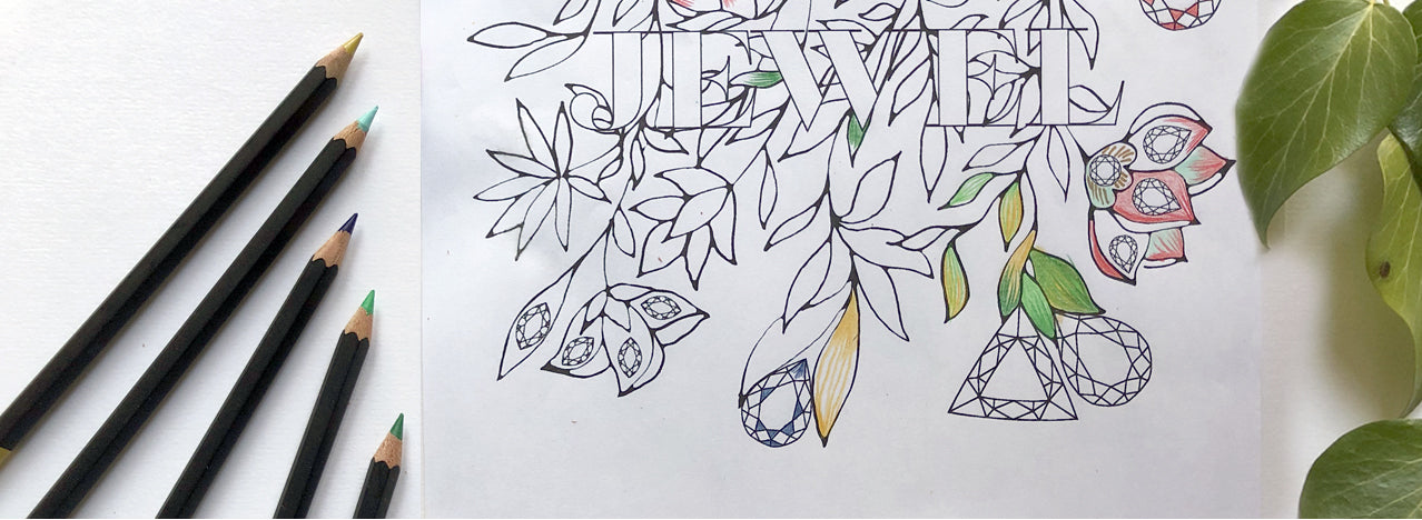 Colouring Banner