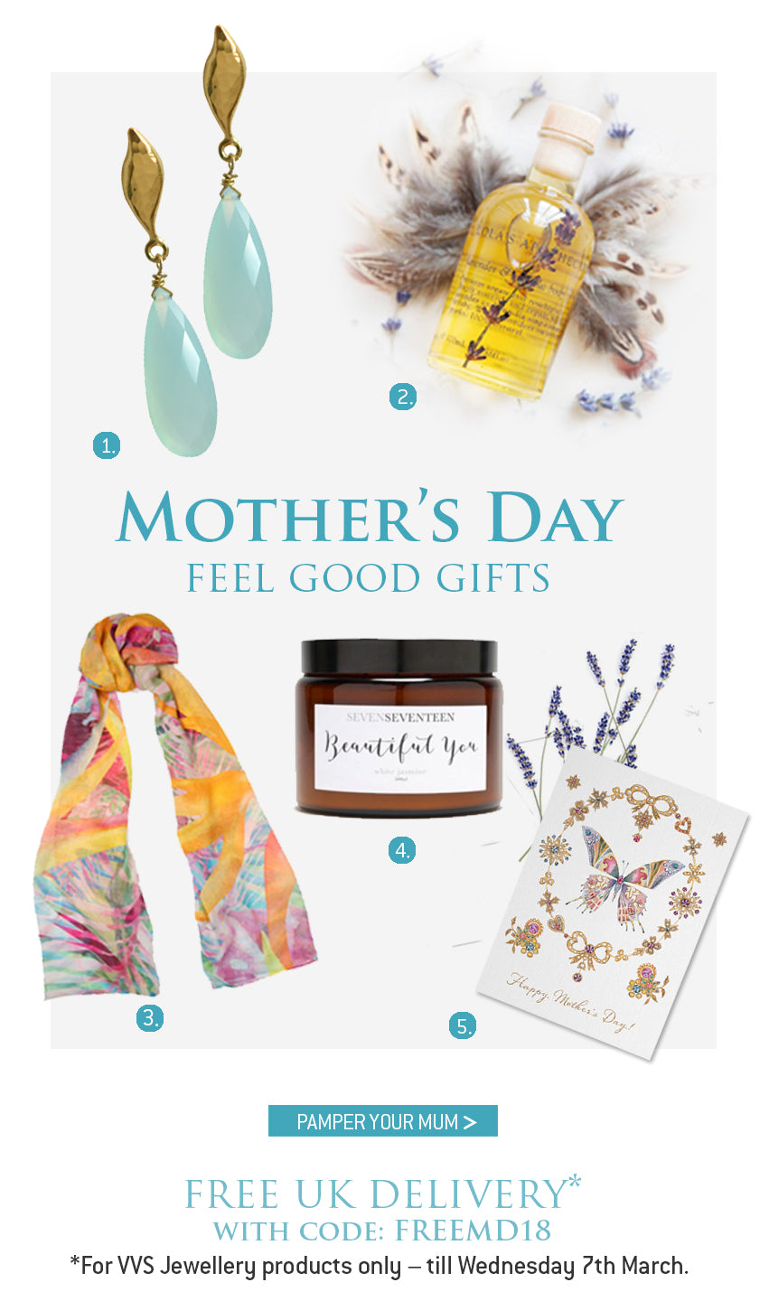 VVS Mothers Day Gift Guide
