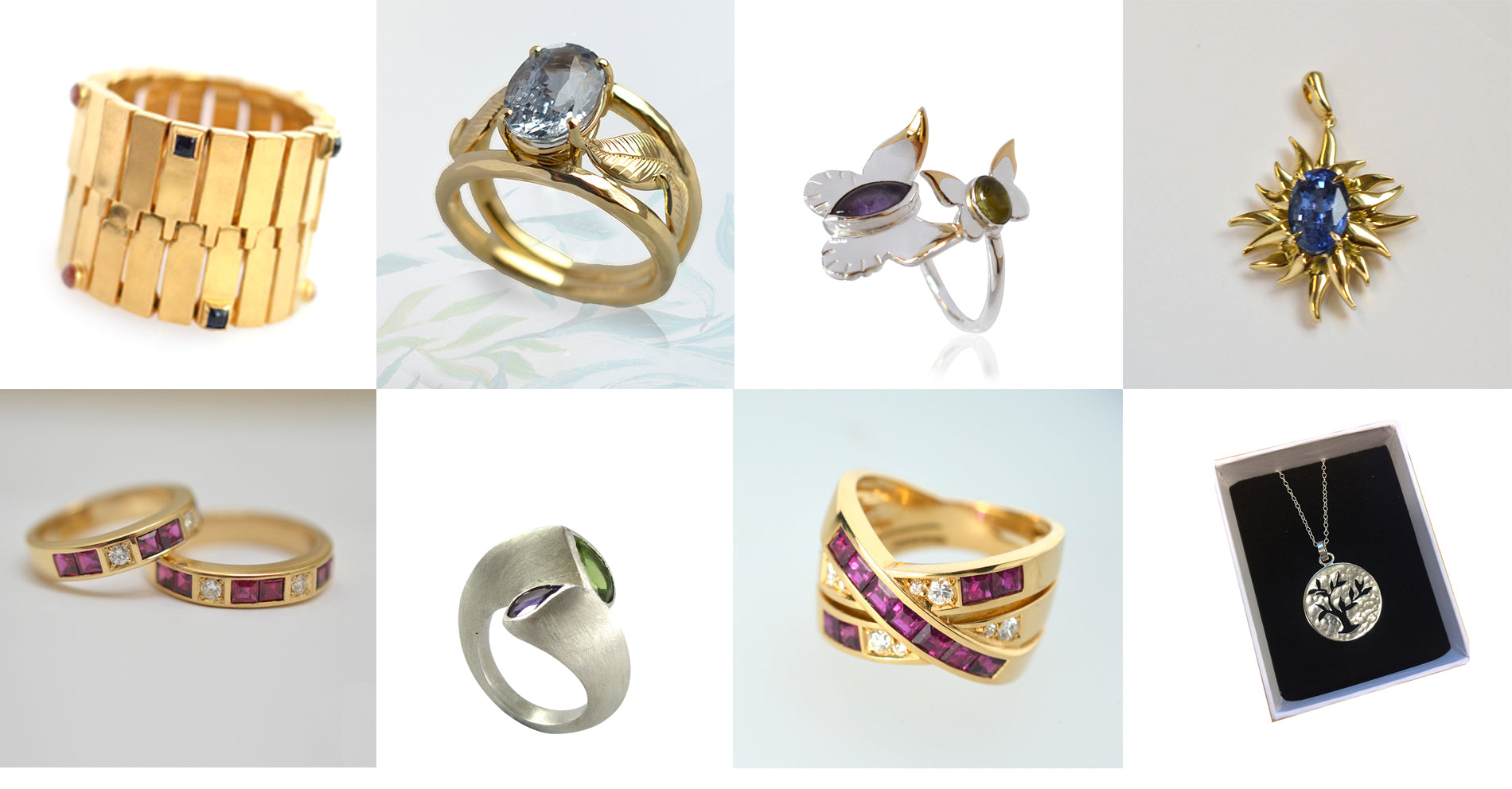 Jewellery Commissions Gallery