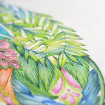 PEACOCK ART PRINT - EXOTIC MAGICAL BIRDS SERIES  Limited Edition - Victoria von Stein Ltd