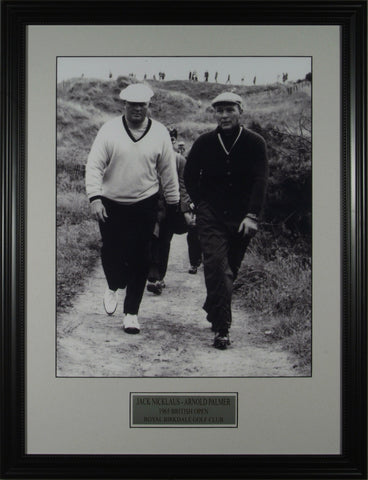Arnie and Jack British Open