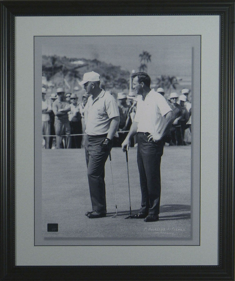 Arnie and Jack U.S. Open