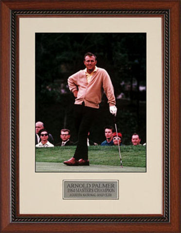 Arnold Palmer 1964 Masters