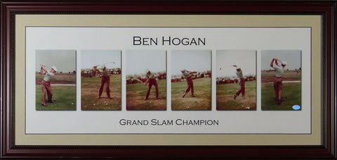Ben Hogan Swing Sequence