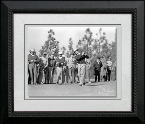 Ben Hogan and Sam Snead