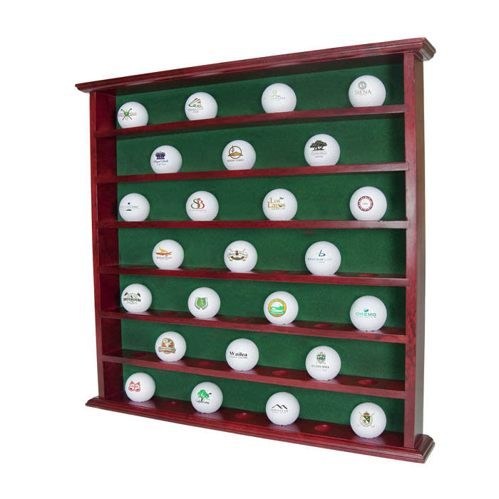 Golf Ball Display Cabinet 49 Ball