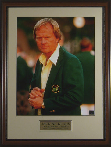 Jack Nicklaus Green Jacket