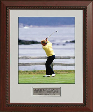 Jack Nicklaus Pebble Beach