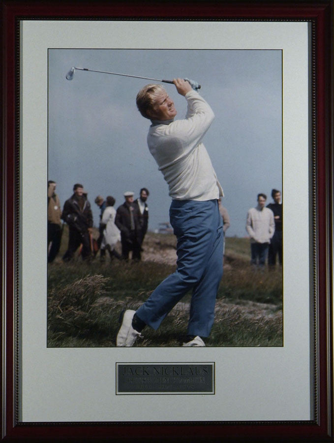 Jack Nicklaus British Open