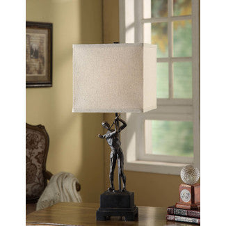 Golf Table Lamp