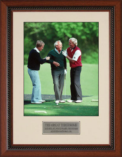 Palmer, Nicklaus, Norman